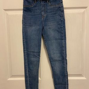 H&M DIVIDED Skinny Stretch Jean